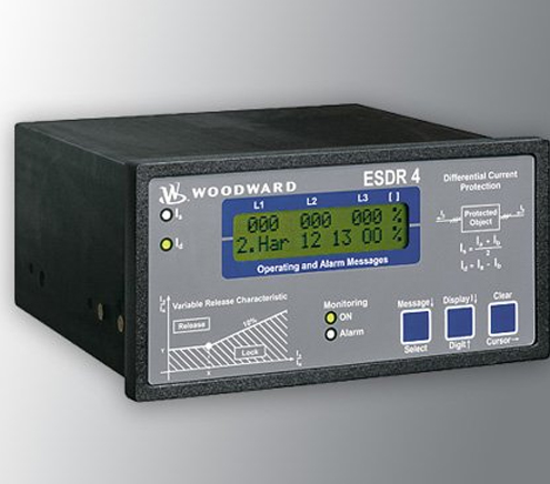 Multifunction And Protection Relays Of Woodward Apfc